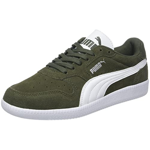 5fe3f3b068e090 Puma Unisex Adults  Icra Trainer SD Low-Top Trainer