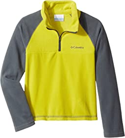 Columbia Kids Glacial™ Half Zip (Little Kids/Big Kids)