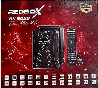 جهاز استقبال ريد بوكس (RX-5050) صن بلس v3