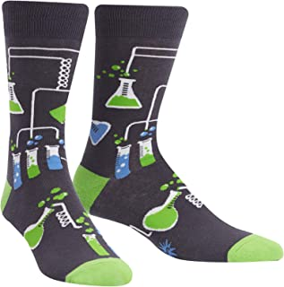 Sock It To Me, Mens Crew, Science Genius Socks