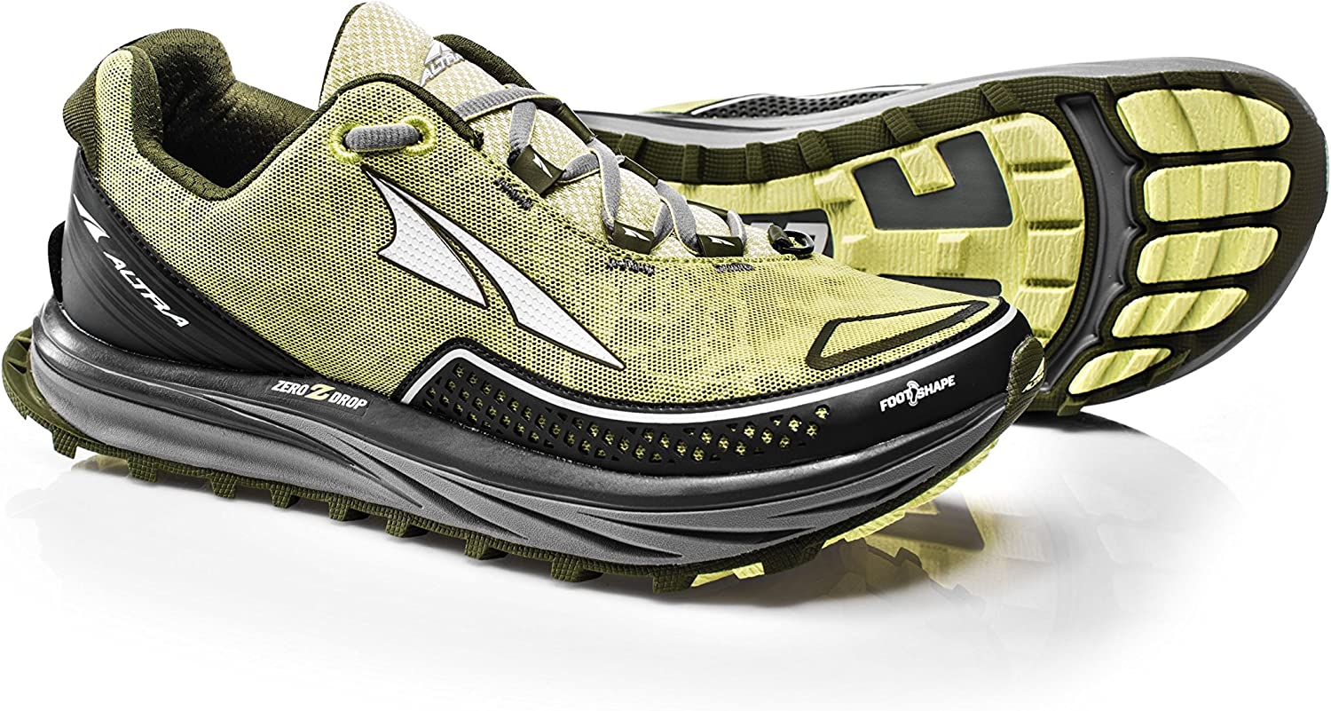 Altra TIMP Trail Running shoes - Women's Lime 12