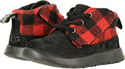 Canoe Plaid (Toddler/Little Kid)