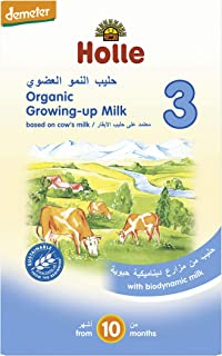 Holle Organic Growing-Up Milk 3, 600g