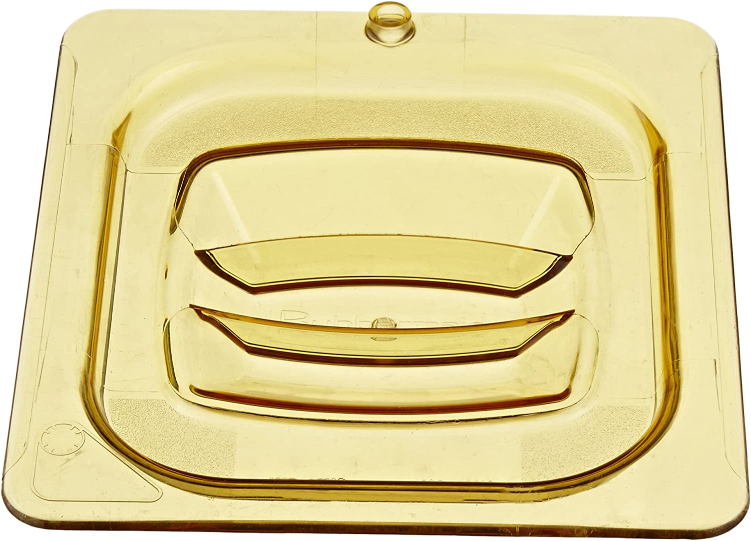 RCP208P23AMB - Hot Food Pan Covers 6 Limited time cheap sale 8w X Amber 8d 7 3 Ranking TOP4