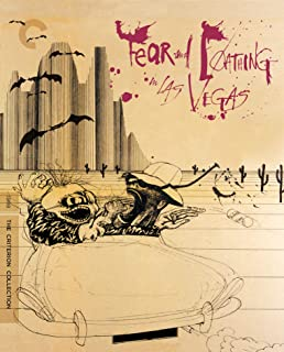 Fear and Loathing in Las Vegas (The Criterion Collection) [Blu-ray]