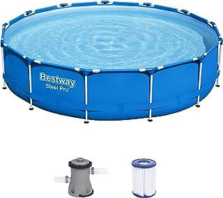 Bestway Steel Pro Marco de Acero, Azul