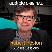 Robert Peston - September 2021: Audible Sessions: FREE Exclusive Interview