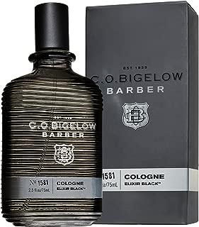 C.O. Bigelow Elixir Black 2.5 oz Cologne Spray