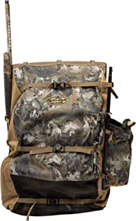 Rig'Em Right Waterfowl Refuge Runner Decoy Duck Hunting Backpack with Deluxe Padded Backrest and Shoulder Straps