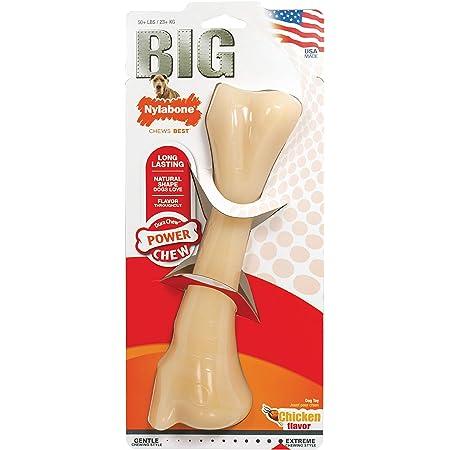 Nylabone Big Power Chews, Big Dog Chew Toys for XXL-Large Dogs