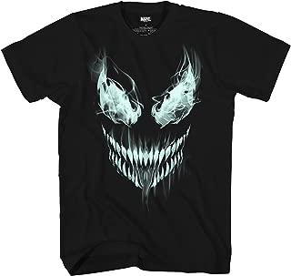 Marvel Venom Menacing Smoke Men's Adult Graphic Tee T-Shirt