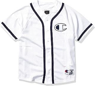 Men's Mesh Baseball Jersey