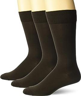 Buttoned Down mens 3-pack Pima Cotton Dress Socks