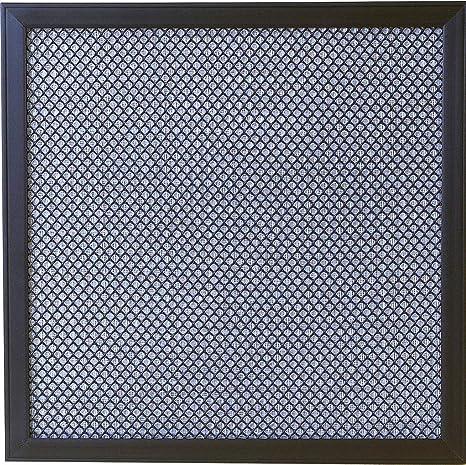 Amazon Com A 2000 Washable Electrostatic Permanent Custom Air Filter 20 X 25 X 1 Home Kitchen
