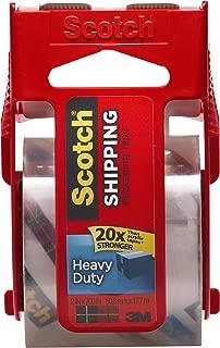 Scotch Heavy Duty Packaging Tape, 1