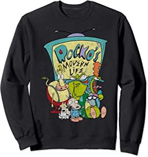 Rocko's Modern Life T.V. with Characters