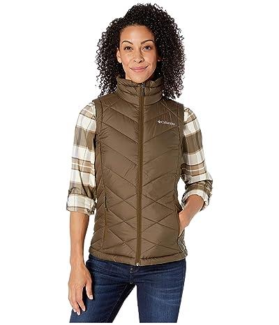 Columbia Heavenly Vest (Olive Green) Women