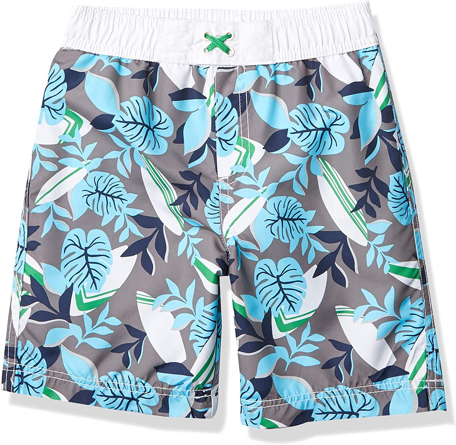 iXtreme Boys' Little Swim Trunks Wholesale Quick Mesh outlet Lin Board Shorts Dry