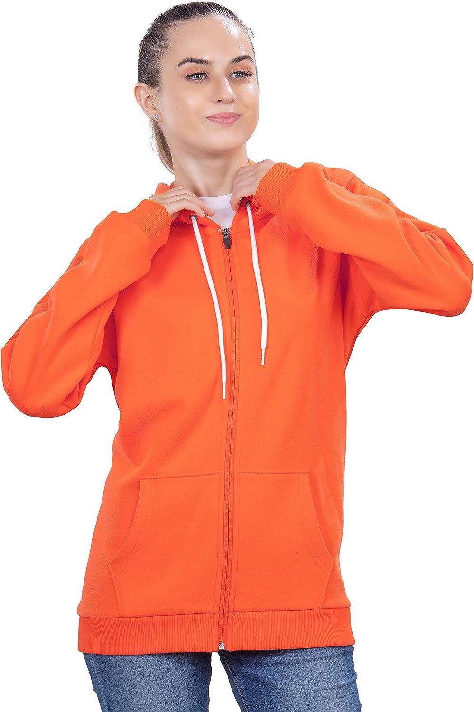 ONLEE Washington Mall Full-Zip Hoodie Sweatshirt Women for online shopping