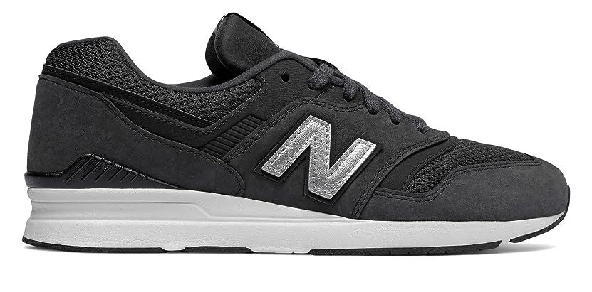 哺乳類知的勉強する(ニューバランス) New Balance 靴?シューズ レディースライフスタイル 697 Phantom US 9 (26cm)