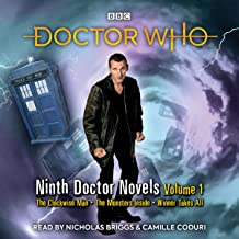 Doctor Who: Ninth Doctor Novels: 9th Doctor Novels
