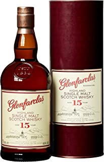 Glenfarclas 15 Years Old Highland Single Malt 1 x 0.7 l