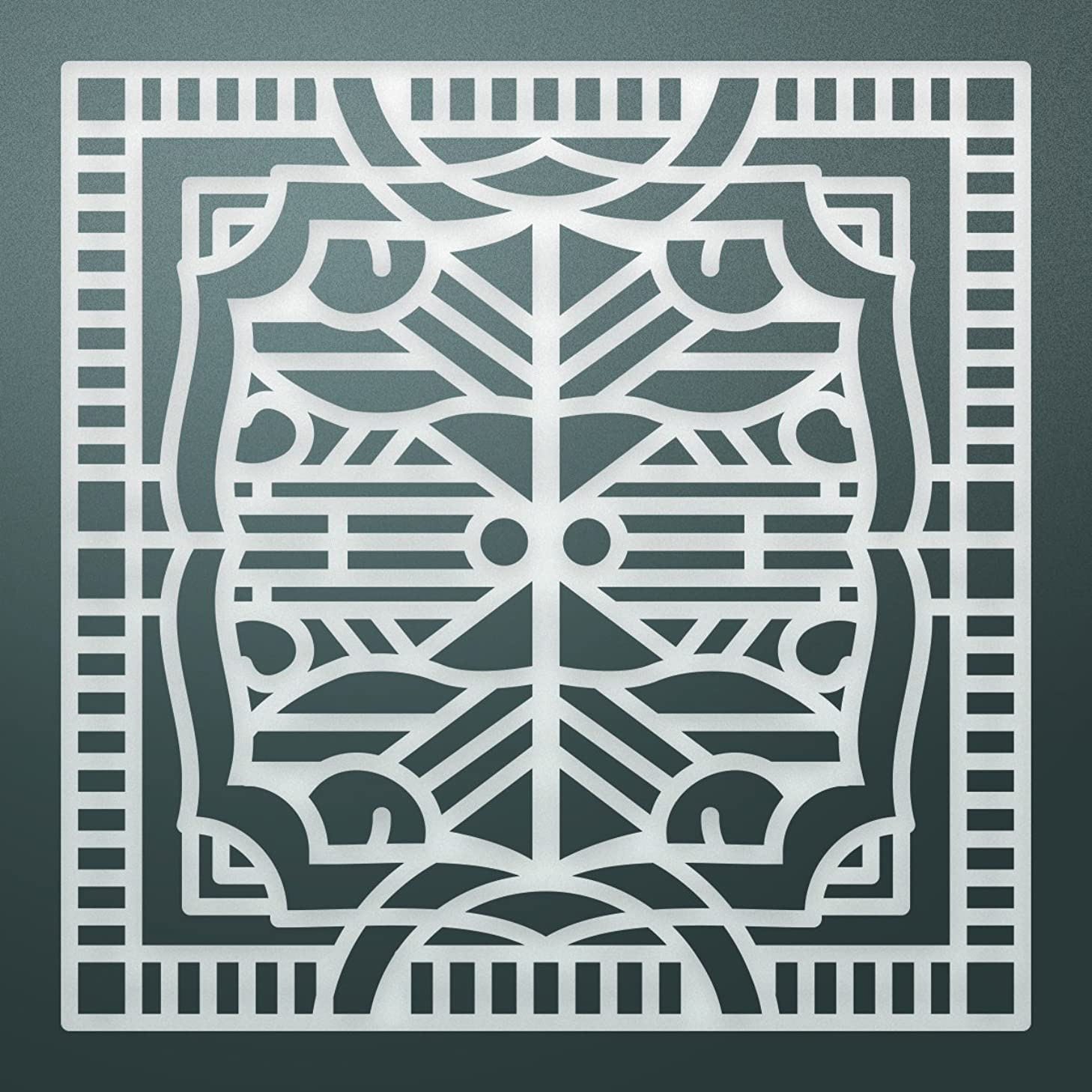 Artdeco Creations Architecture Ultimate Crafts The Ritz Background Die, 3.3