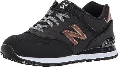 Amazon.com   New Balance Women's 574v1 Varsity Sport Sneaker ...