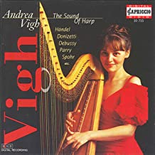 Vigh, Andrea: The Sound of Harp
