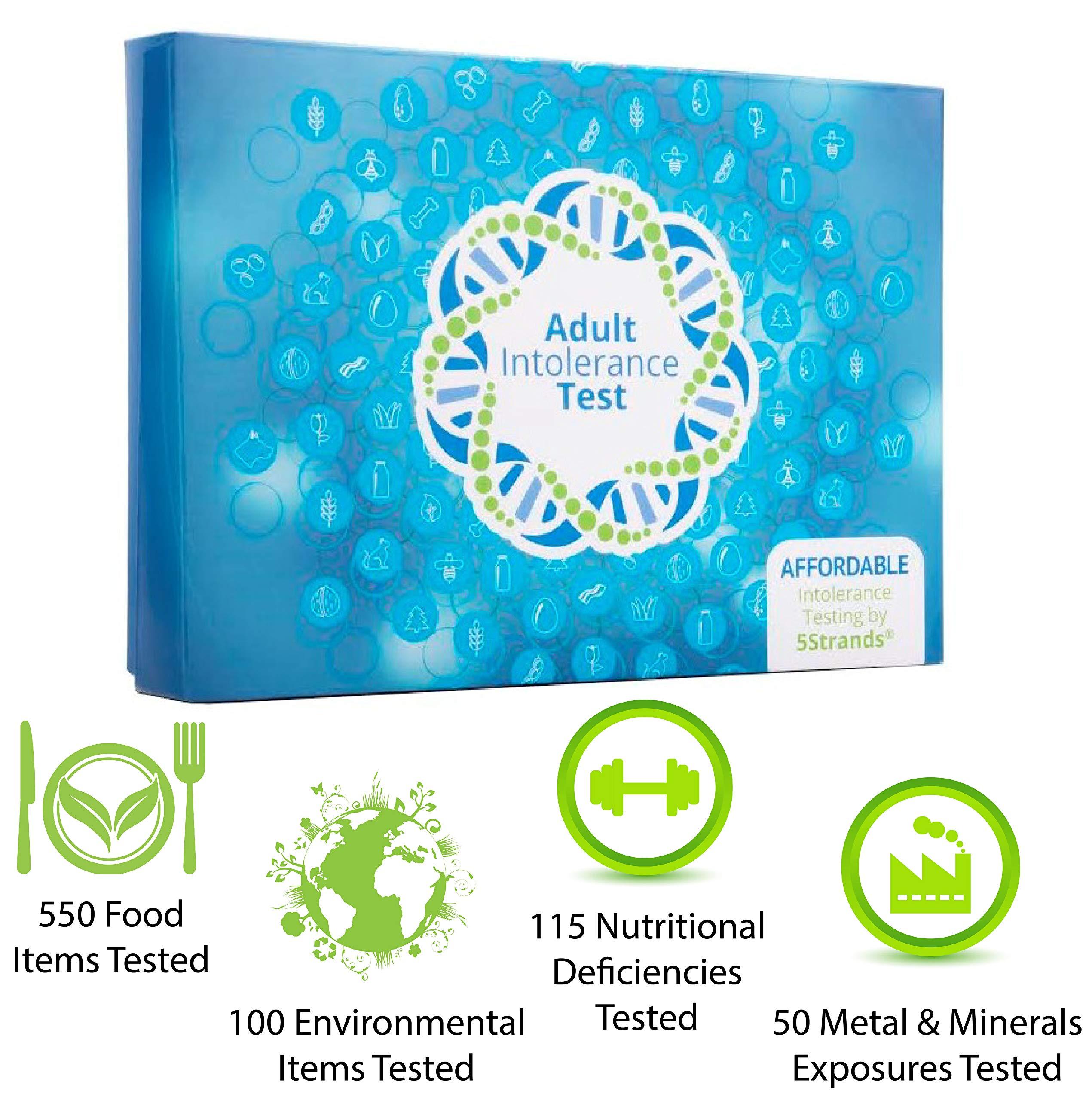 5Strands Affordable Intolerance Environmental Sensitivities