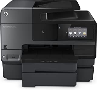 HP OfficeJet Pro 8630 All-in-One Wireless Printer with Mobile Printing, HP Instant Ink or Amazon Dash replenishment ready ...
