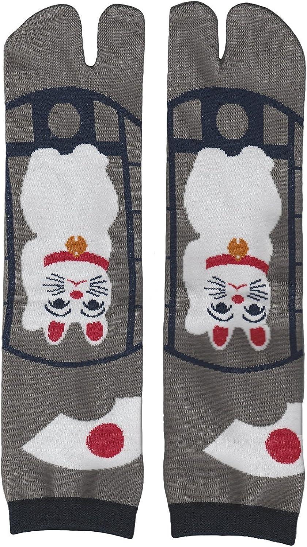 Noren Flip-flop Socks Japanese Tabi Toe Socks