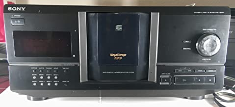 Sony CDPCX220 200-Disc CD Changer (Discontinued by Manufacturer)
