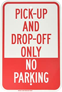 Best pickup and drop off only sign Reviews