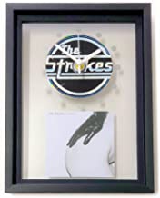 THE STROKES - Is This It: FRAMED CD ART CLOCK/Exclusive Design