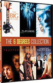 6 Degrees Collection - Kevin Bacon - 6 Movies