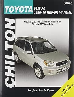 Chilton Total Car Care Toyota Rav 4 1996-2010 Repair Manual (Chilton's Total Car Care)