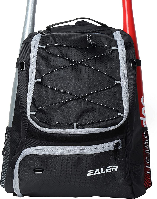 EALER Baseball Bat Bag Max 90% OFF - Softbal Backpack for T-Ball New color