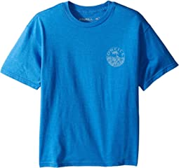 O'Neill Kids - Waver Short Sleeve Tee Screens Imprint (Big Kids)