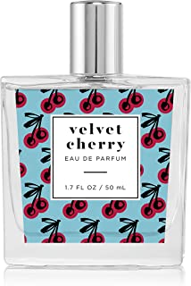 instayum Women's Perfume Spray - Velvet Cherry, 1.7 oz 50 mL - Darling and Delectable Fragrance with the Notes of Whipped Cherry, Almond and Davana - Tru Fragrance & Beauty - Red Cherry