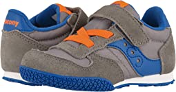 Grey/Blue/Orange
