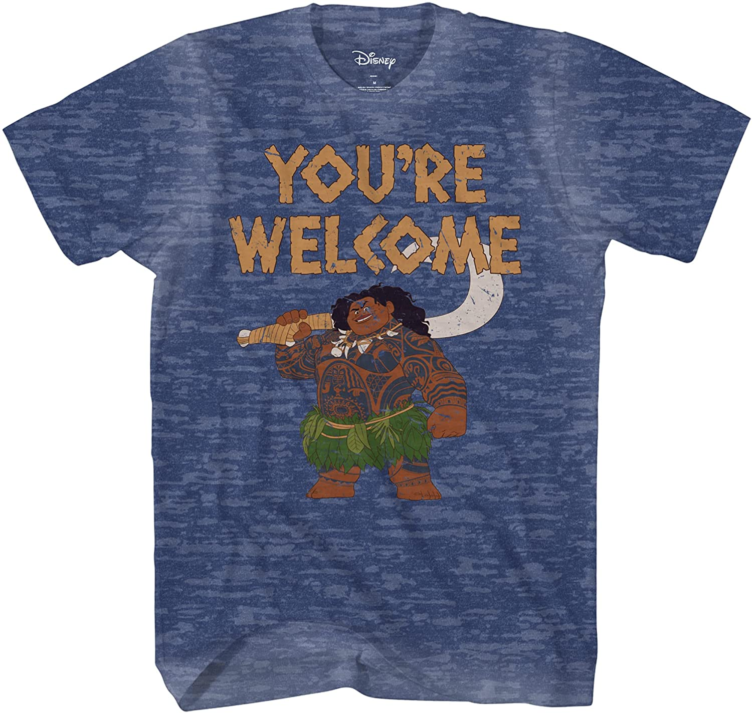 Max 63% OFF Disney Moana Maui At the price of surprise Welcome T-Shirt You're