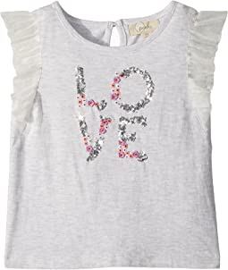 PEEK - Love Tee (Toddler/Little Kids/Big Kids)