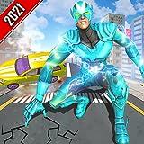 Grand Incredible Ninja Super Speed Light Hero Crime Simulator:...