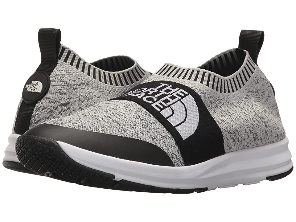 The North Face Traction Knit Moc (Heather Grey/TNF White) Women