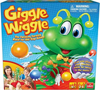 Goliath Giggle Wiggle Game (4 Player)