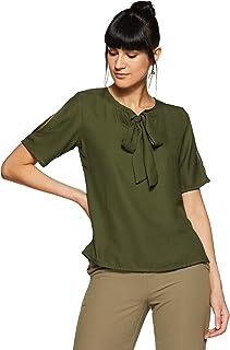 Krave Women's Solid Regular Top