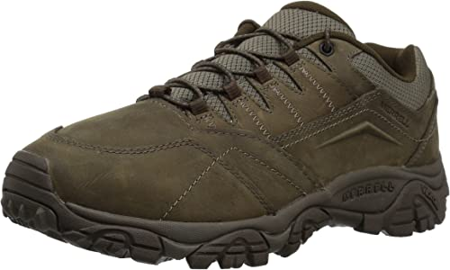 Merrell Men's Moab Adventure Stretch Hiking chaussures, Boulder, 8.5 Wide US