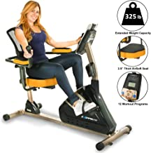 vision fitness r2150 recumbent exercise bike