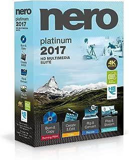 nero 2017 platinum 18